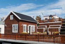Free Usavik In Iceland Stock Image - 21247331