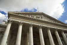 Free London S Royal Exchange Stock Image - 21247781
