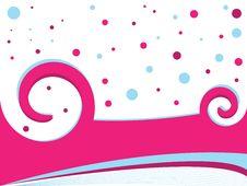 Free Wavy Background Stock Image - 21248331