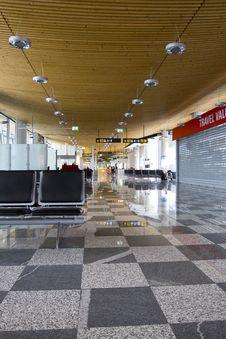 Free Airport Ljubljana - Brnik Stock Images - 21248424