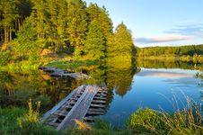 Free Summer Landscape Stock Images - 21248494