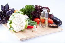 Free Fresh Salad Vegetables Stock Image - 21248941