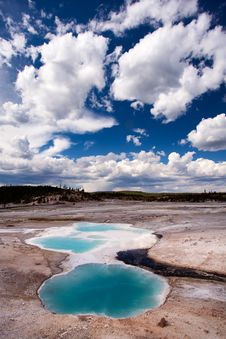 Free Yellowstone National Park Royalty Free Stock Image - 21249776