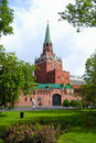 Free Troitskaya Tower Of Moscow Kremlin Stock Photo - 21253870