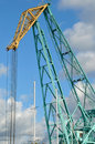 Free Port Crane Stock Photos - 21254803