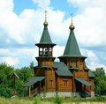 Free Wooden Church Stock Images - 21259824