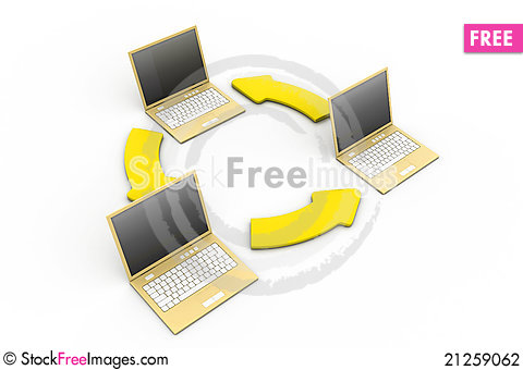 Free Computer Network Stock Photography - 21259062
