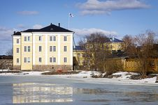 Free Finland: Spring In Helsinki Royalty Free Stock Photos - 21250508