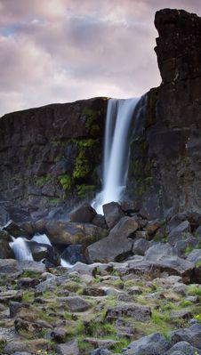 Free Iceland: Thingvellir National Park Royalty Free Stock Photography - 21250547