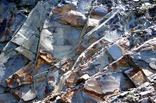 Free Geological History Royalty Free Stock Photography - 21253477