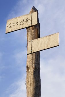 Free Signpost Stock Photography - 21253822