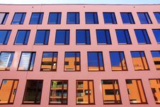 Free Detail Of Prague Colorful Modern Building Royalty Free Stock Photo - 21255255