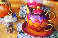 Teapots Royalty Free Stock Photos