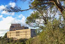 Free Sant Salvador Sanctuary Royalty Free Stock Photography - 21255767