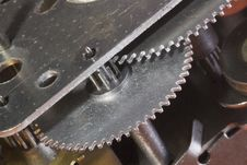 Free Gear Mechanism Stock Photo - 21256360