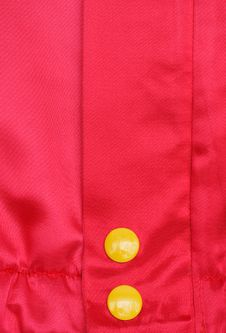 Free Red Silk Jacket Stock Photography - 21256362
