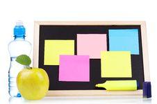 Free Small Blackboard Stock Photos - 21256693
