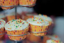Free Cupcakes Stock Image - 21256731