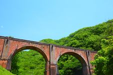 Free Old Railroad Bridge Stock Photography - 21257682
