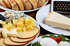 Free Appetizer Royalty Free Stock Photos - 21257858