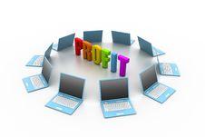 Free Business Profit Concept Stock Photos - 21258663