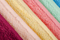 Free The Combined  Color Towels Stock Images - 21261084