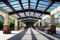 Free Beautiful Corridor In A Hotel Stock Photos - 21264923