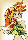 Free Fashion Girl Royalty Free Stock Image - 21265226