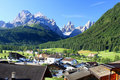 Free Landscape In The Dolomites Alps Royalty Free Stock Images - 21268279