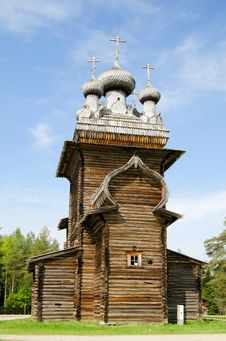Free Wooden Churches Royalty Free Stock Photography - 21260017