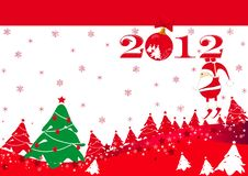 Free New Year S Card Stock Image - 21260061