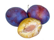 Free Plums Stock Images - 21260864