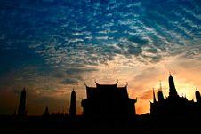 Free Wat Phra Kaew Stock Photos - 21261163
