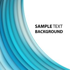 Free Blue Circles Background Stock Images - 21261414