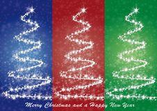 Free Christmas Card Royalty Free Stock Image - 21261956