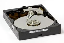 Free Inside View Of Hard Drive Stock Photo - 21262590