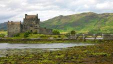Free Eilean Donan Castle Royalty Free Stock Photography - 21262947