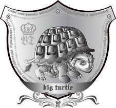 Free Royal Turtle Stock Photos - 21263203