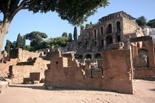 Free Ruins Of Rome Stock Image - 21263521