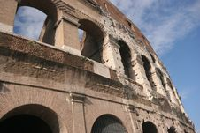 Free Colosseo Royalty Free Stock Image - 21263606
