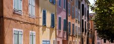 Free Southern Facades Stock Images - 21264524