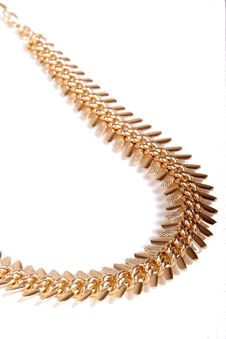 Free Gold Jewelry Royalty Free Stock Photos - 21265708