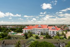 Free Vientiane Cityscape Royalty Free Stock Images - 21265709