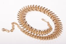 Free Gold Jewelry Royalty Free Stock Images - 21265729