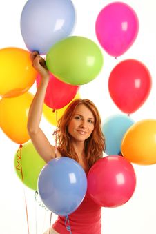 Free Birthday Stock Photography - 21265822