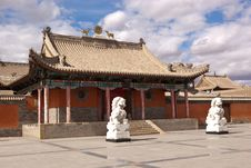Free Beizi Temple Stock Photo - 21266620