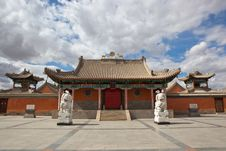 Free Beizi Temple Stock Photography - 21266862