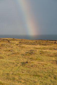 Free Double Rainbow Stock Image - 21267041