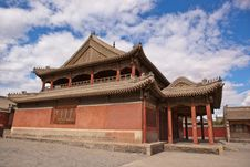 Free Beizi Temple Stock Photography - 21267442