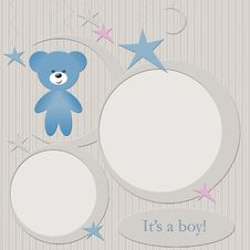 Free Babies Photo Frame Stock Photos - 21267863